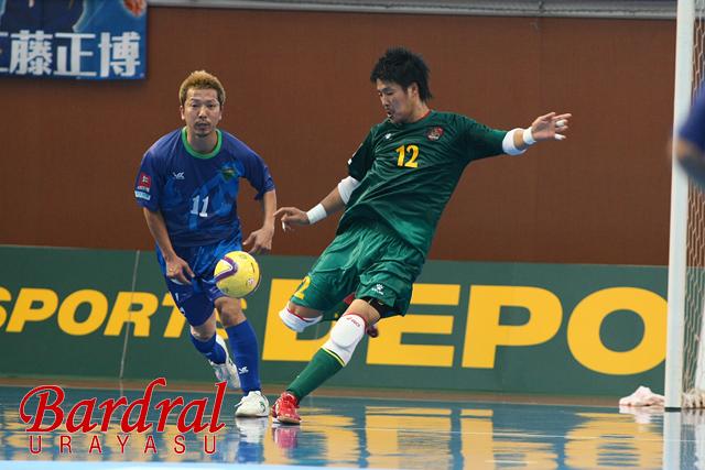 藤原 潤 : 2012 FIFAフットサル...