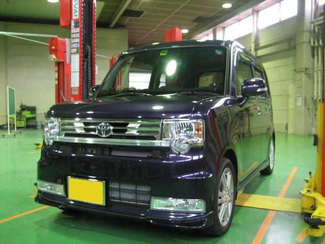 TOYOTAが初めて販売した新型軽乗用車、 CBA-L575A ピクシ... L575A ピクシ